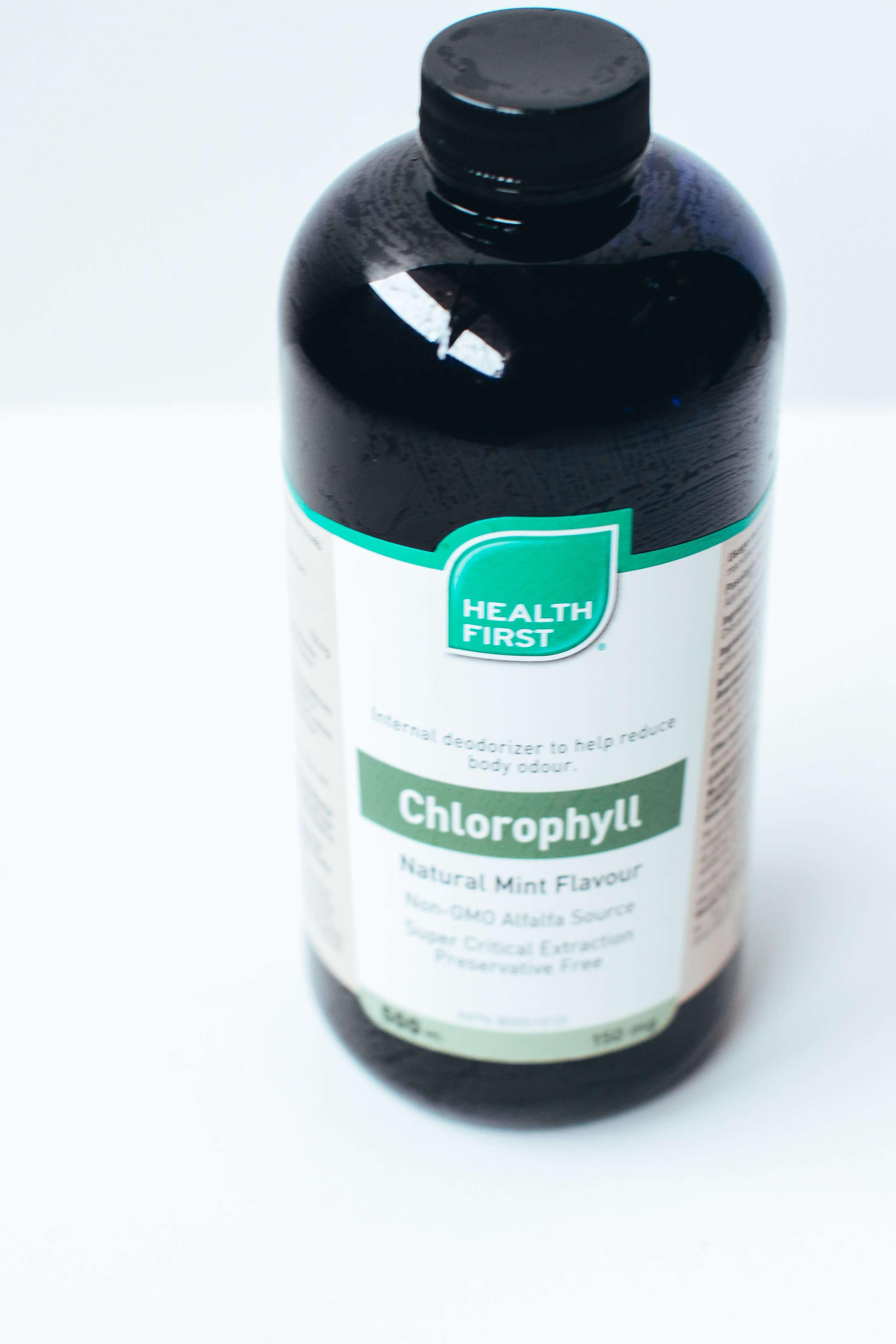 Mint Chlorophyll - healthy life
