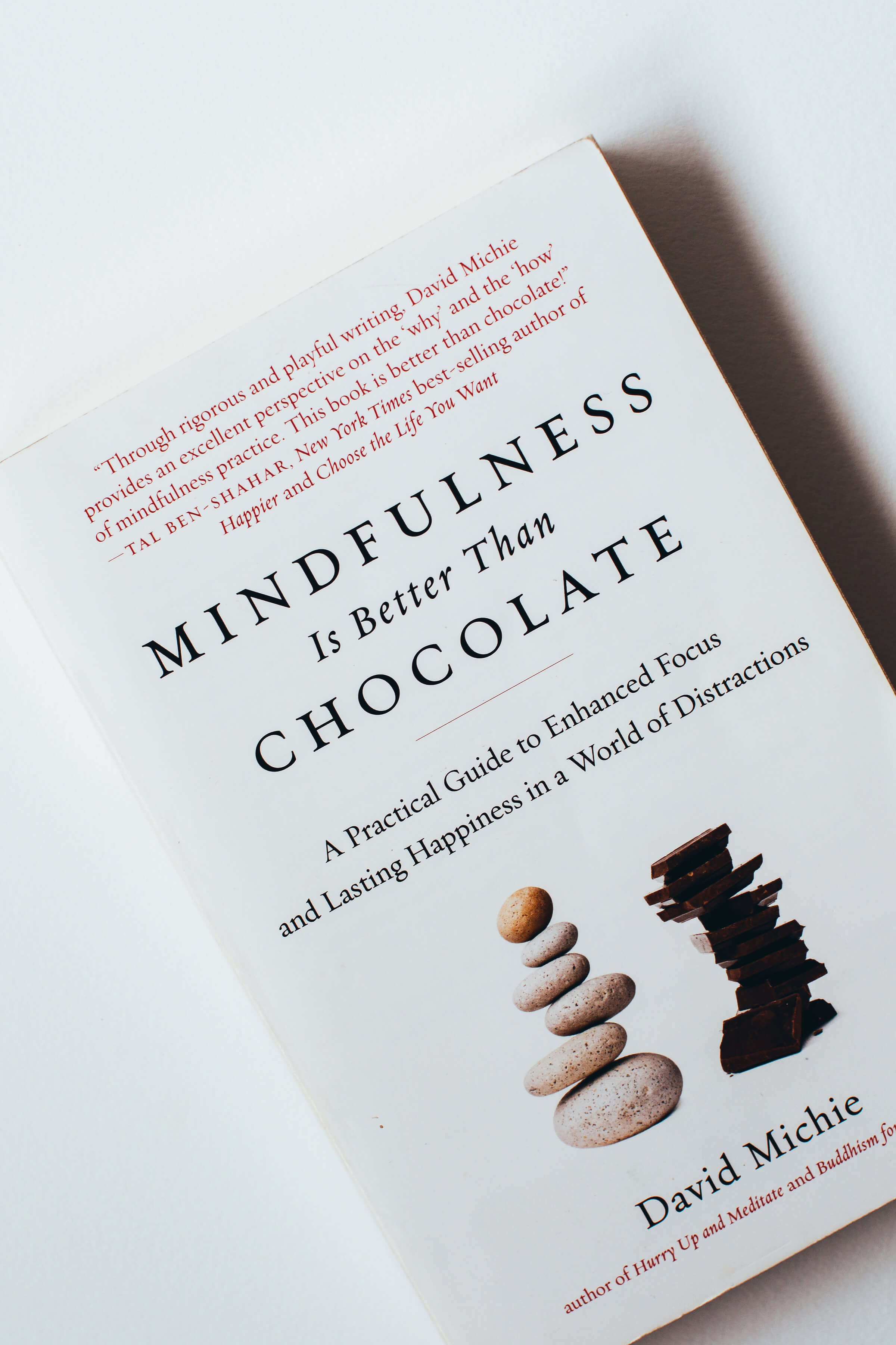 Mindfullness is better than chocolate