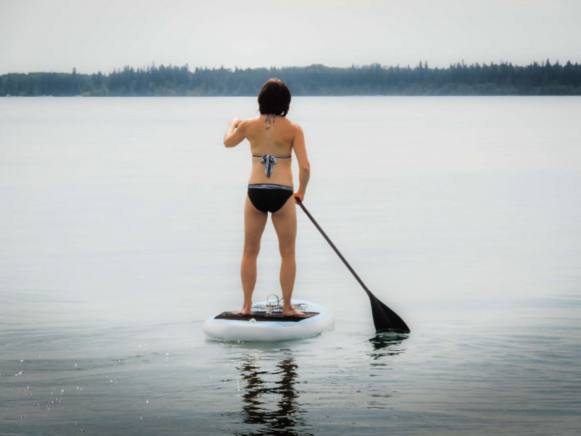 Standup Paddle Boarding - recharge