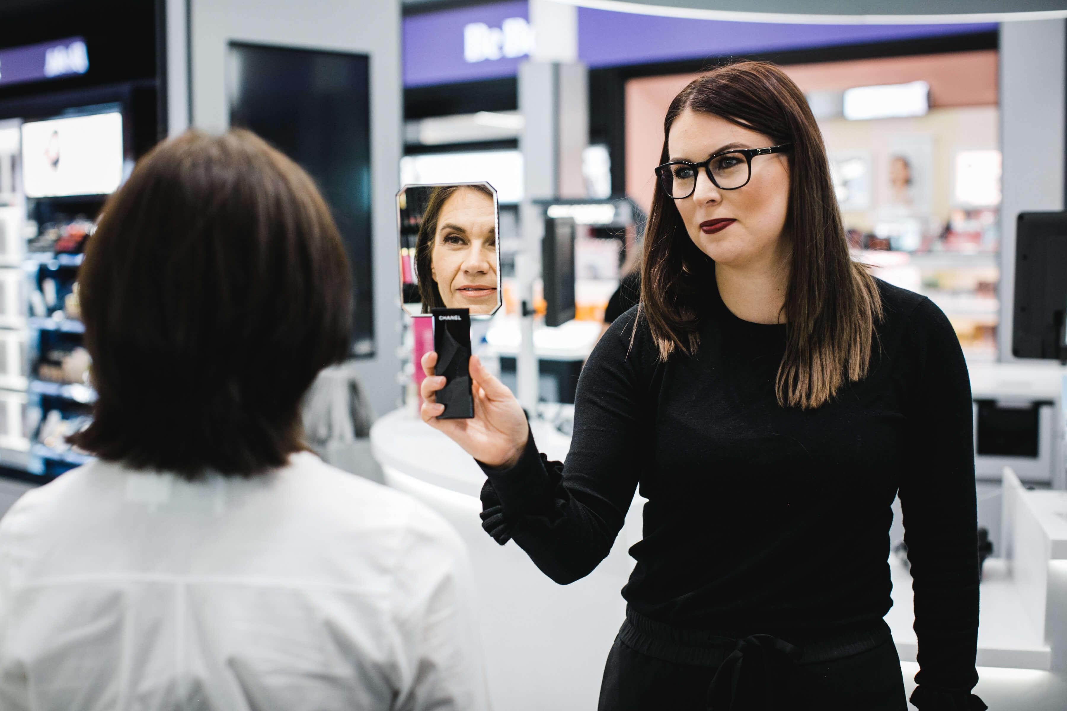 Fall Makeup - Modern Woman