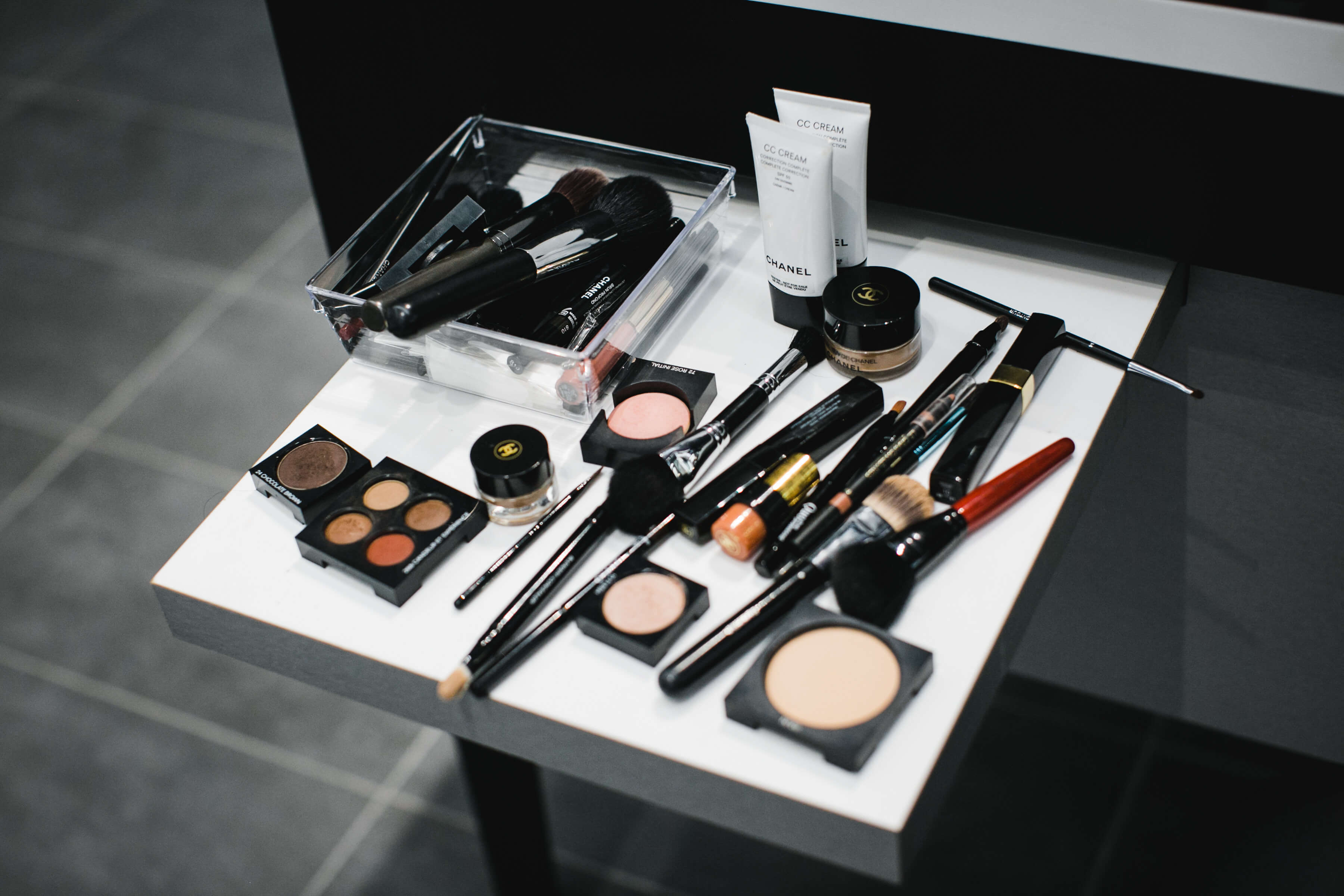 Fall Makeup - Chanel