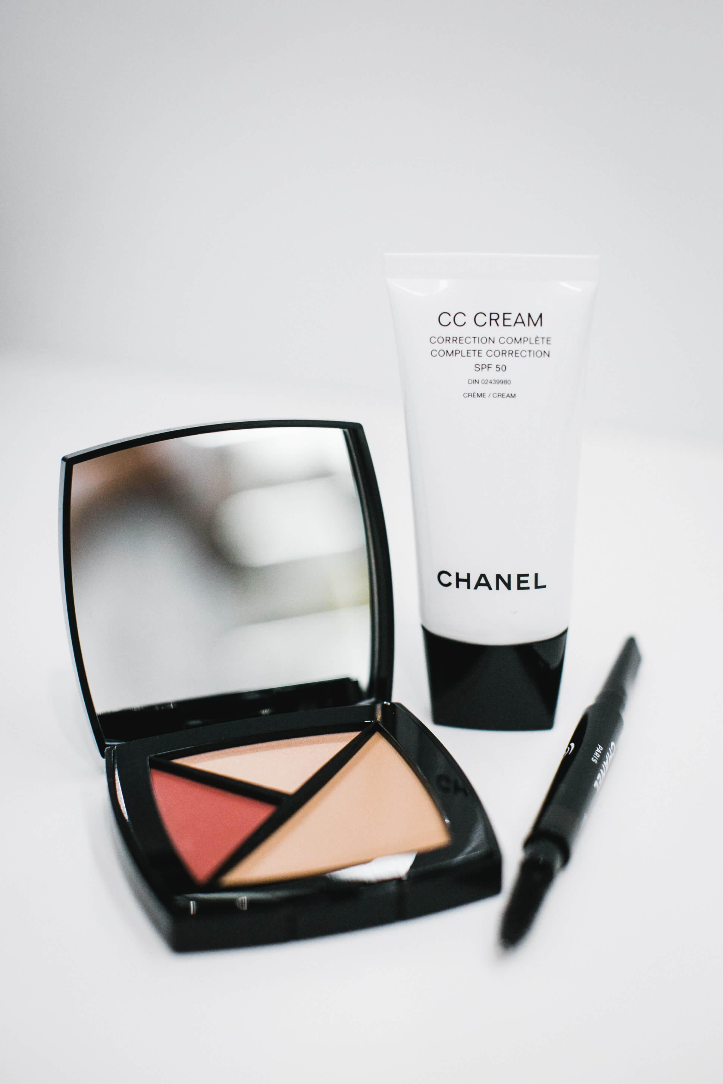 Top 3 must haves - makeup