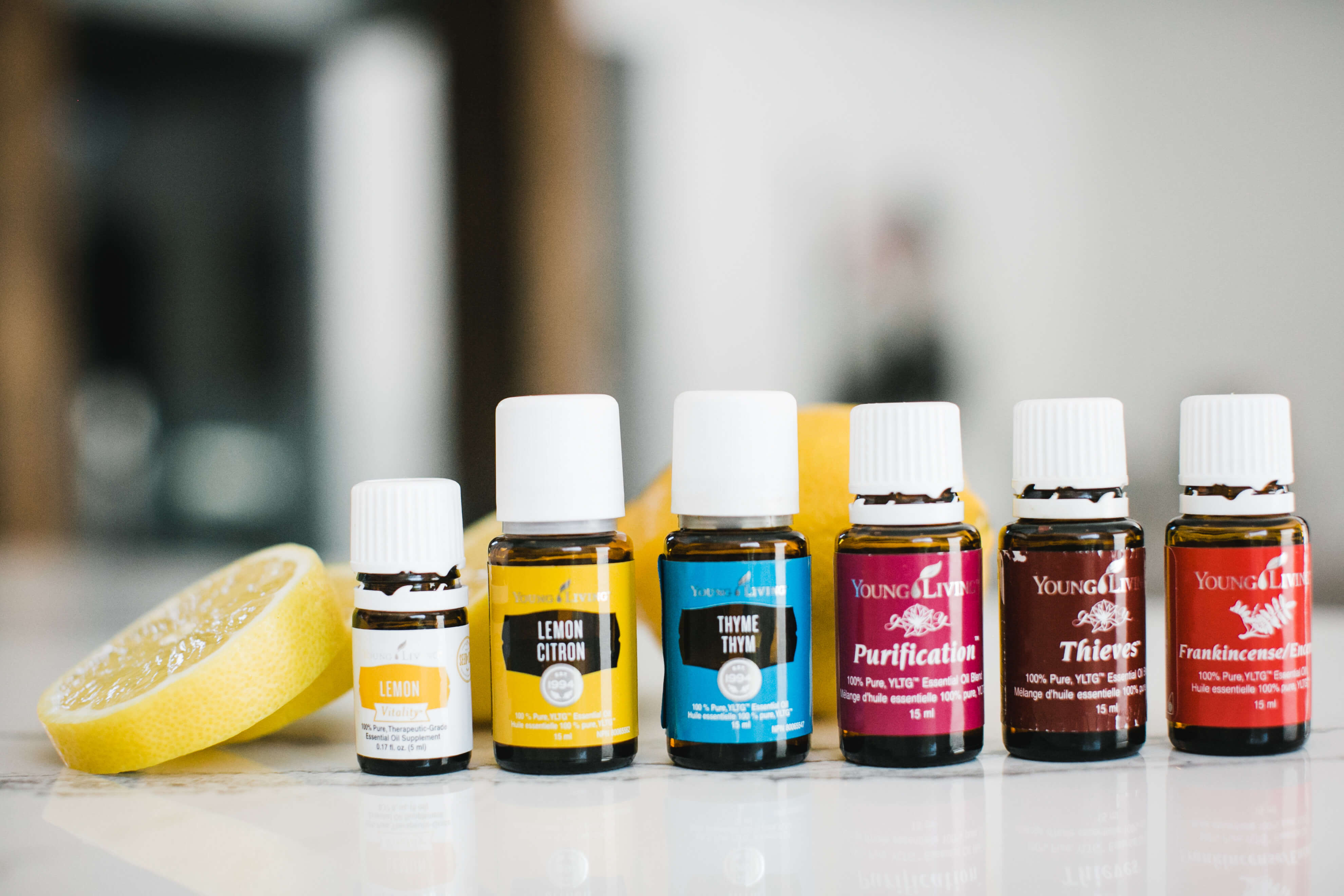 Essential oils - Young Living
