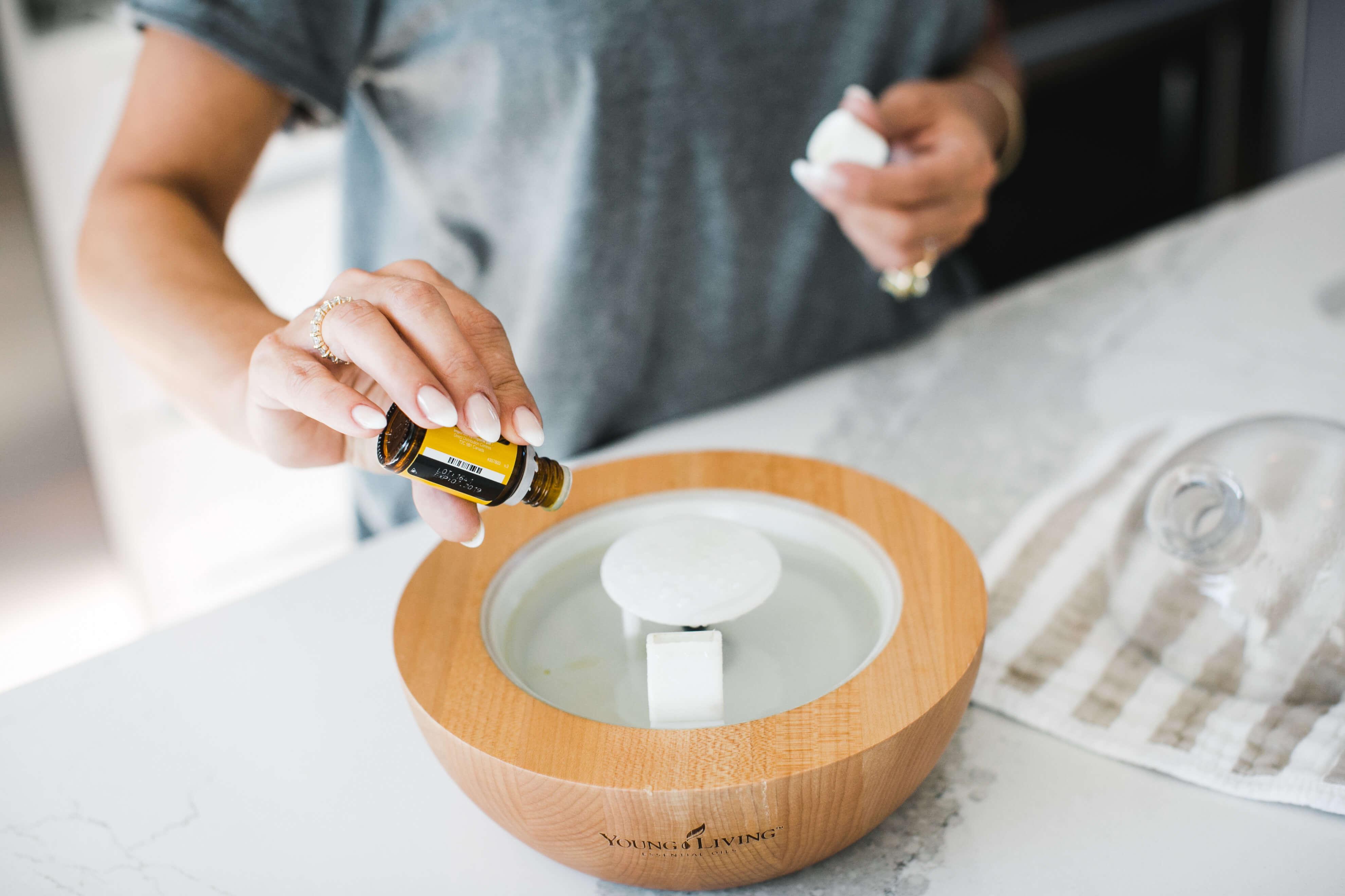 Essential Oils - Diffuser