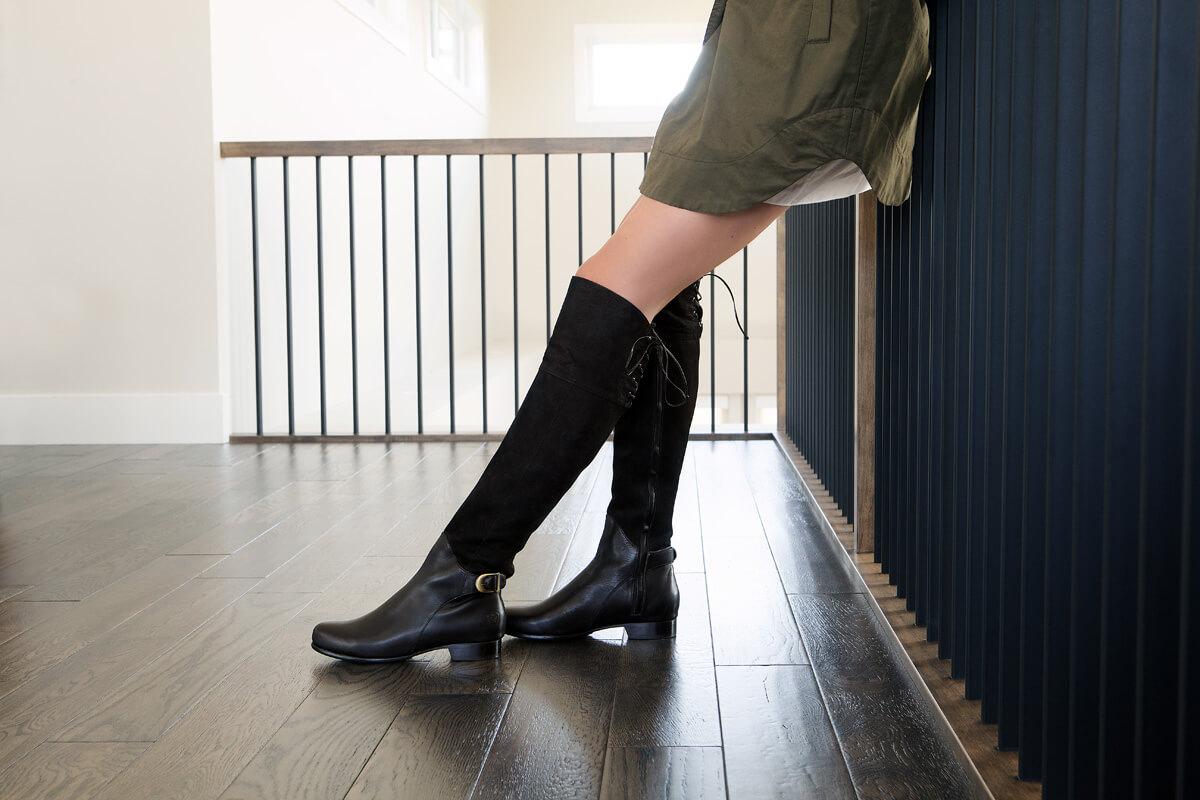 D-by-denise- Poppy Barley - Over the knee boot