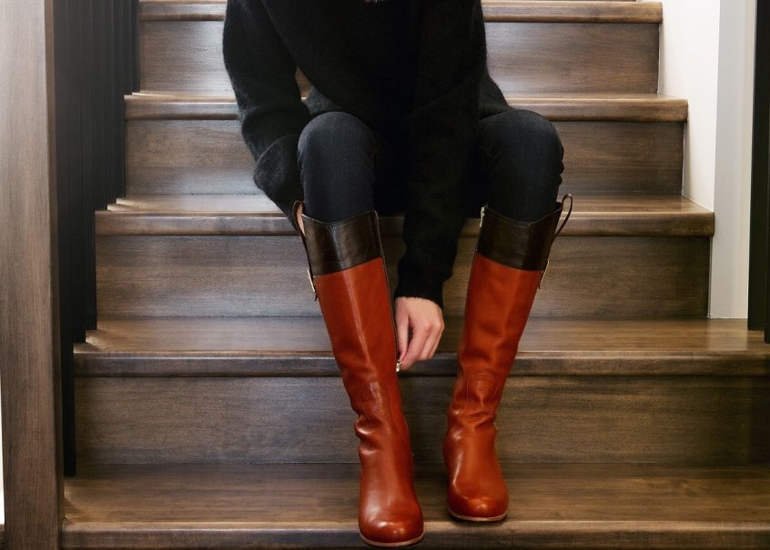 D-by-denise- Poppy Barley - Tall boots