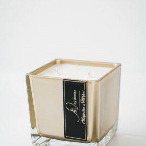D by denise Audrey Candle