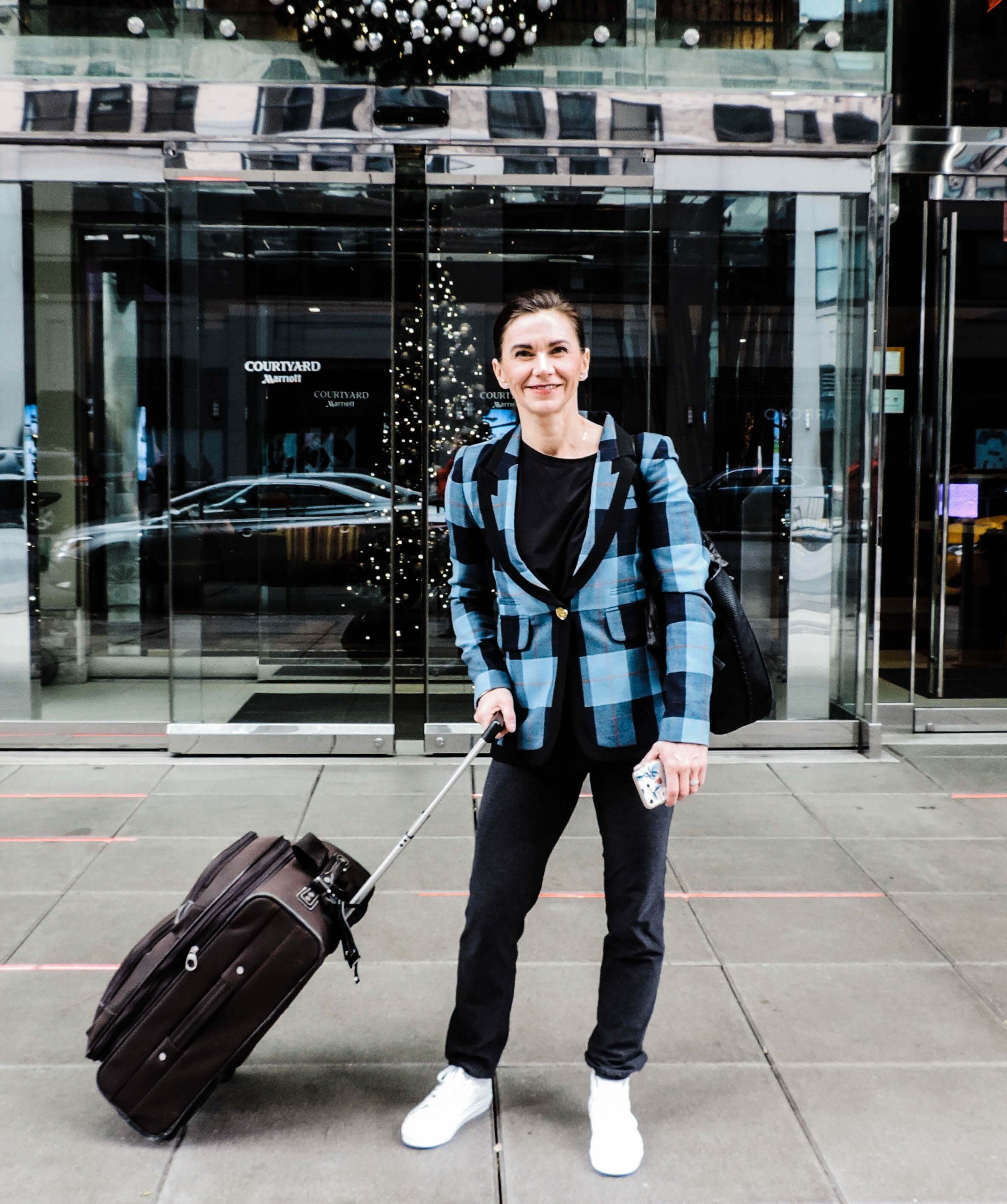 D by denise New York modern middle age blog