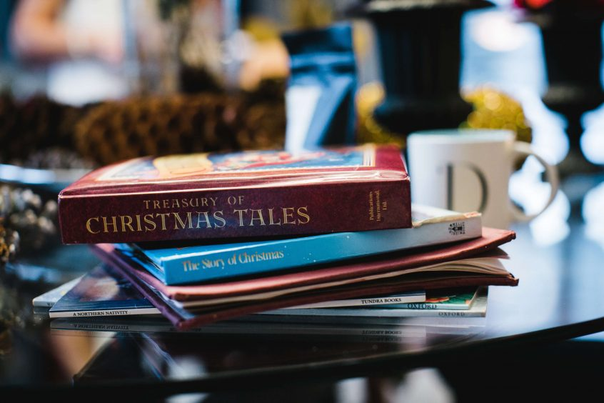 Classic Christmas Books - D by denise