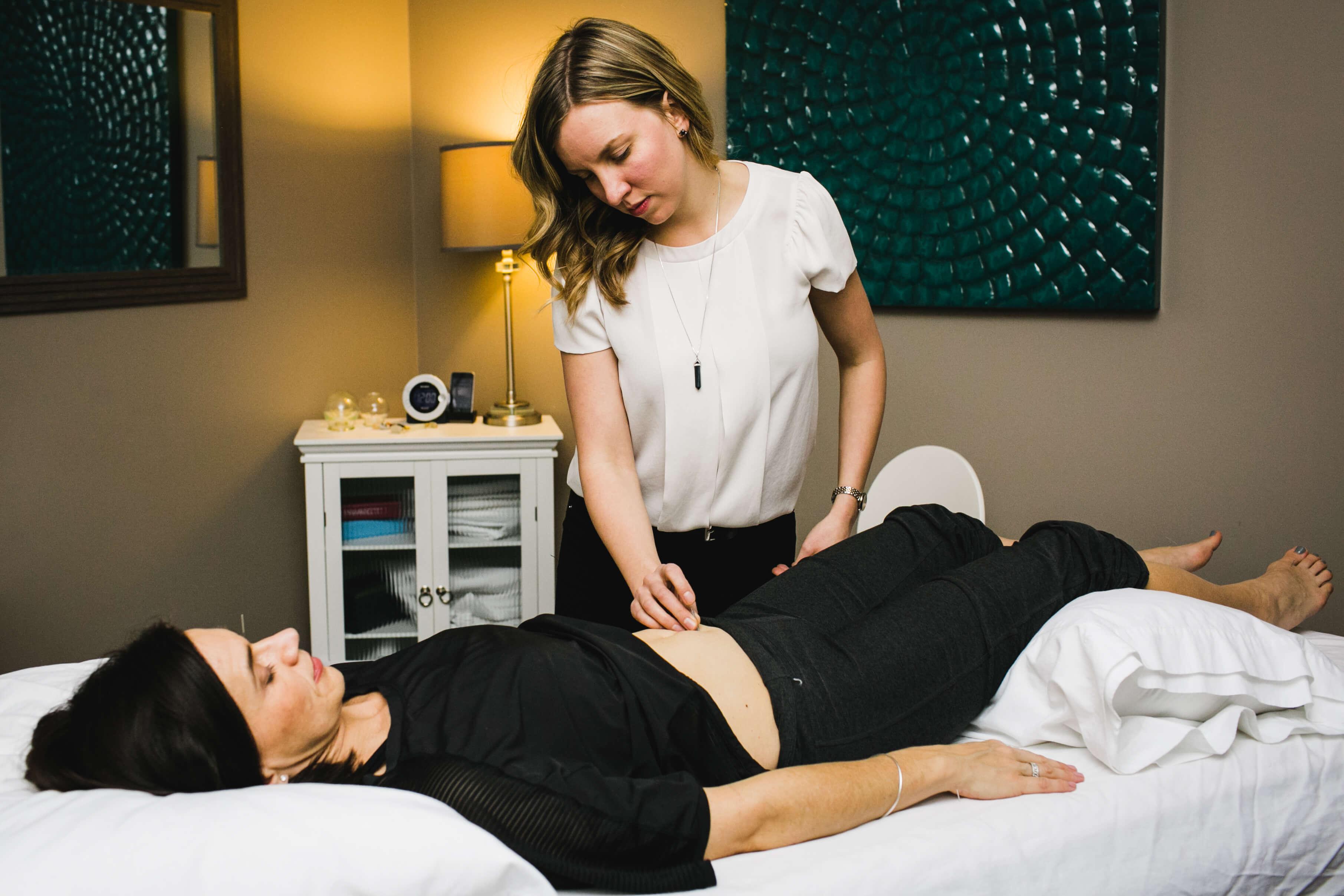 Acupuncture - balance hormones