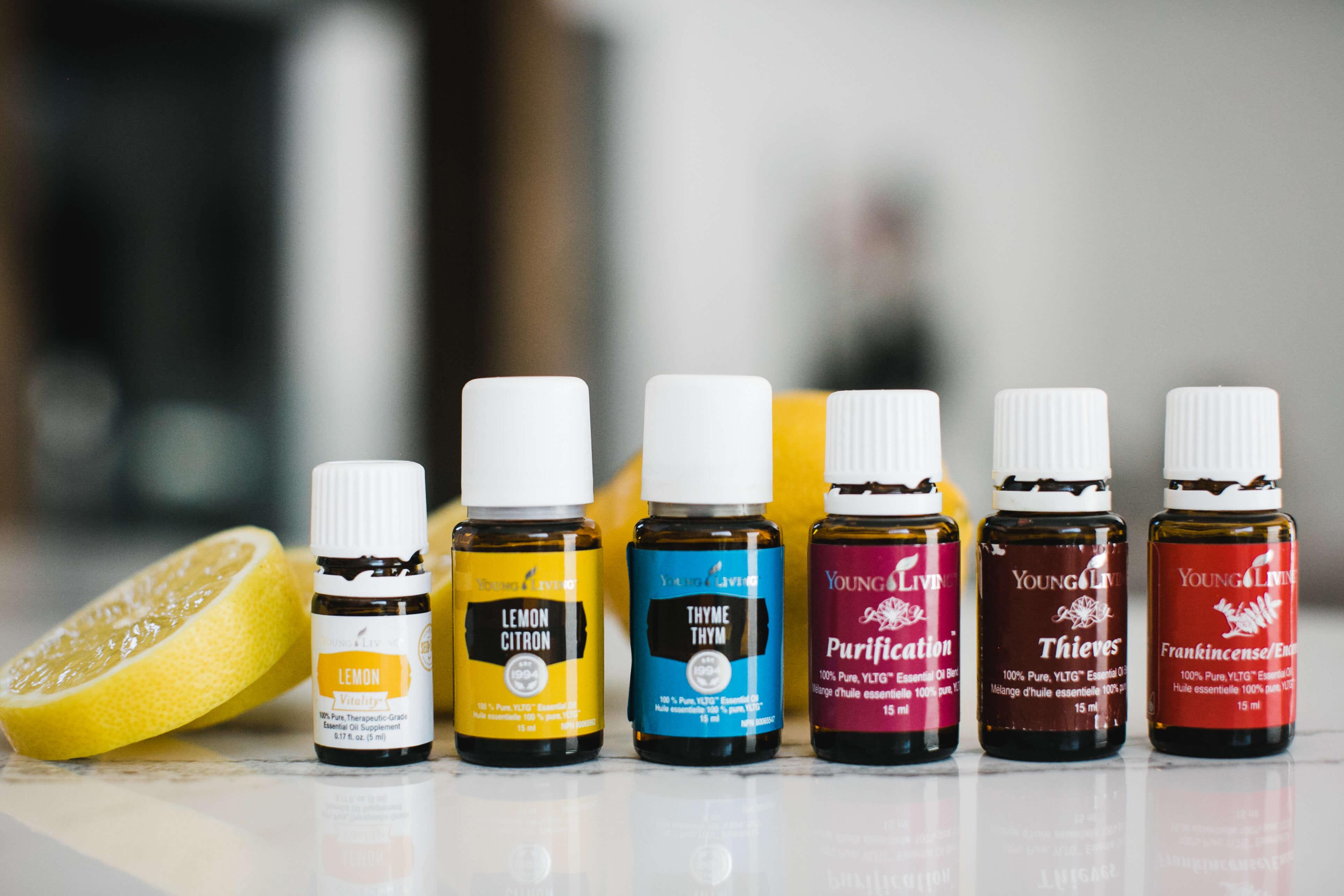 essential oils - wellness