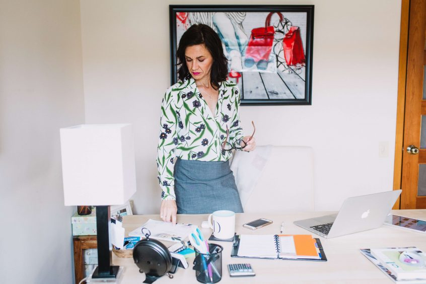 Spring Office Style - Modern Woman