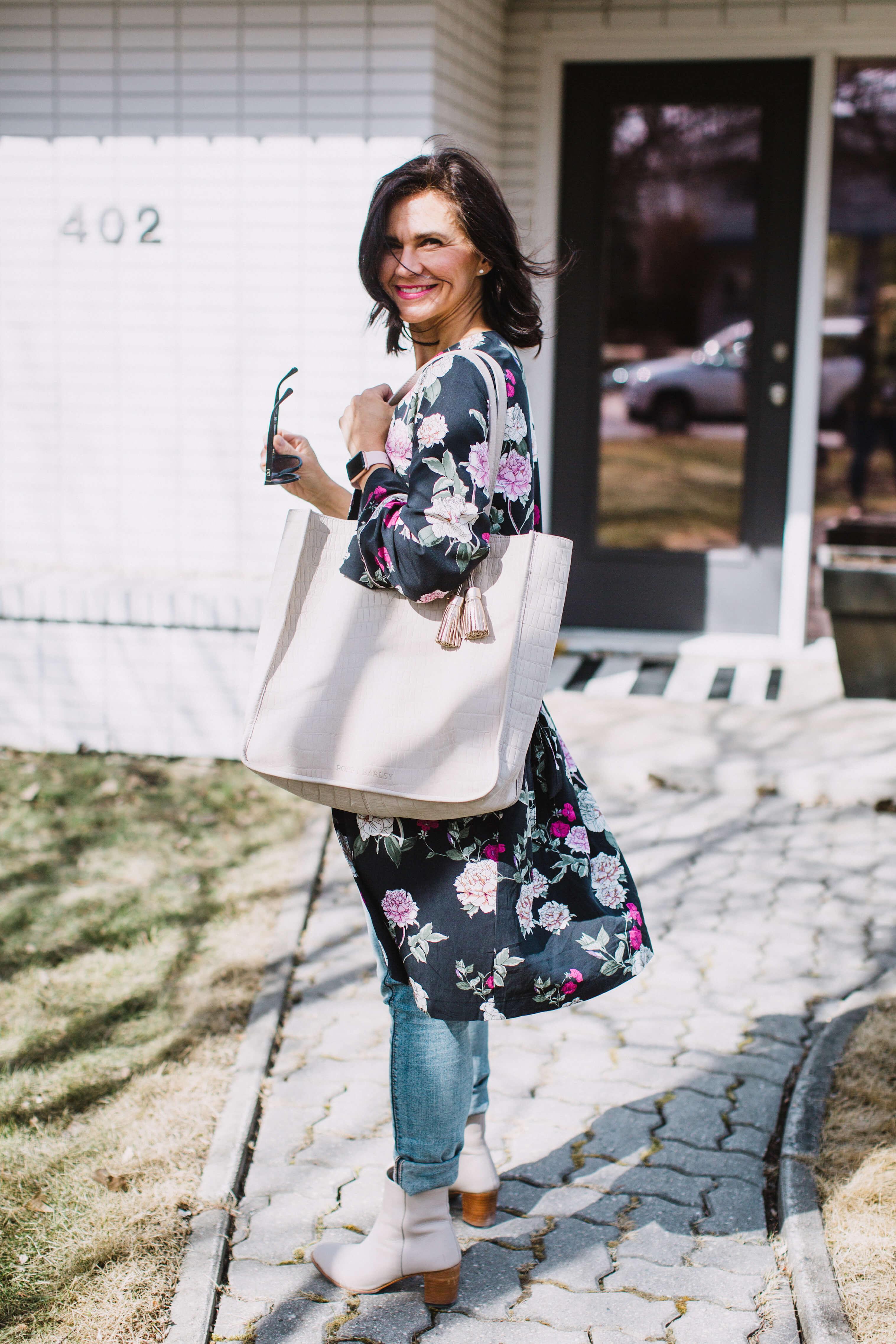 Spring Style - Kimono
