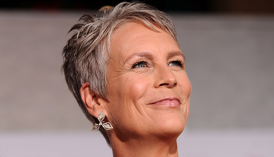 Jamie Lee Curtis - D by denise - shades of 50's gray