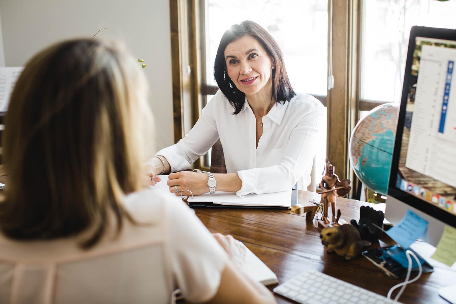 Having Real Conversations - D by denise - meetings