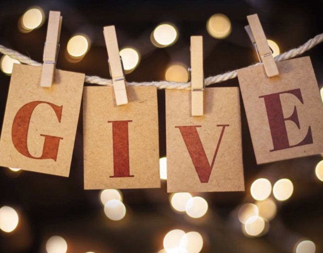 Caring, giving, repeat - D by denise